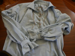 Photo of one of the many handmade shirts found on Fashion Tips For Tuesday